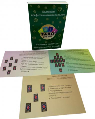 Карточки-расклады Ленорман «Учи-Иначе»